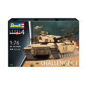 Revell Germany (RVL) Challenger Tank 1/76