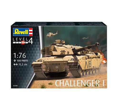 Revell Germany (RVL) 03308 Challenger Tank 1/76
