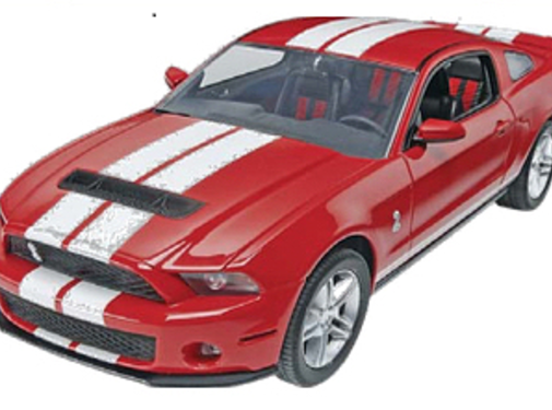 Revell Germany (RVL) Ford 2010 Shelby GT 5 1:25