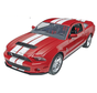07044 Ford 2010 Shelby GT 5 1:25