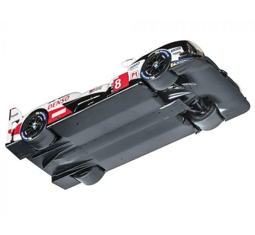 24349 Toyota Gazoo Racing TS050 Hybrid Kit 1:24