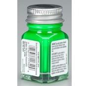 Testors (TES) 704- 1174TT  Enamel 1/4oz  Green Fluorescent