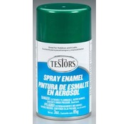 Testors (TES) 704- 1630T Spray 3oz Green Metal Flake