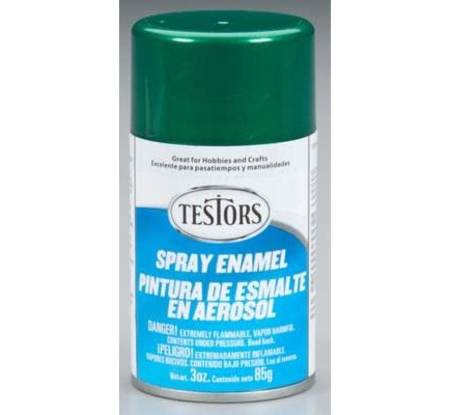 1630T Spray 3oz Green Metal Flake