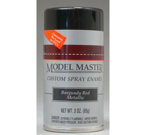 Testors (TES) 704- (D)  2905 Model Master Spray Burgundy Red Metallic 3 oz
