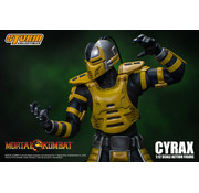 "Storm Collectibles Cyrax ""Mortal Kombat"", 1/12 Action Figure"