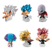 Bandai Shokugan Dragon Ball Super Warriors (random figure), Bandai