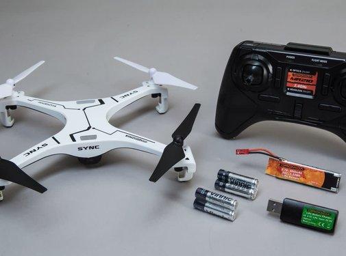 Dromida (DID) Sync 251 UAV Drone RTF