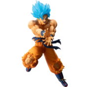 "Bandai Shokugan Super Saiyan God SS  Son Goku ""Dragon Ball"", Figure"