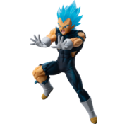 "Bandai Shokugan Super Saiyan God SS Vegeta ""Dragon Ball"", Figure"