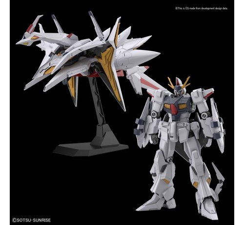 """BANDAI MODEL KITS 5058204 #229 Penelope RX-104FF  """"Gundam Hathaway's Flash"""", Bandai Spirits HGUC 1/144"""