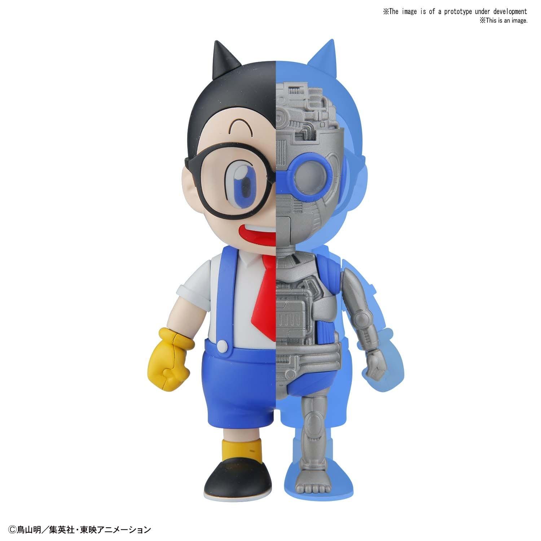 BANDAI NO GUNPLA Figure Rise Mechanics Dr Slump Arale Plastic Model Kit