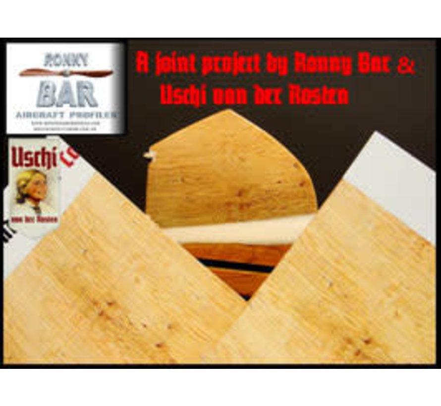 1003 Ronny Bar 1/72-1/48-1/32 Decal