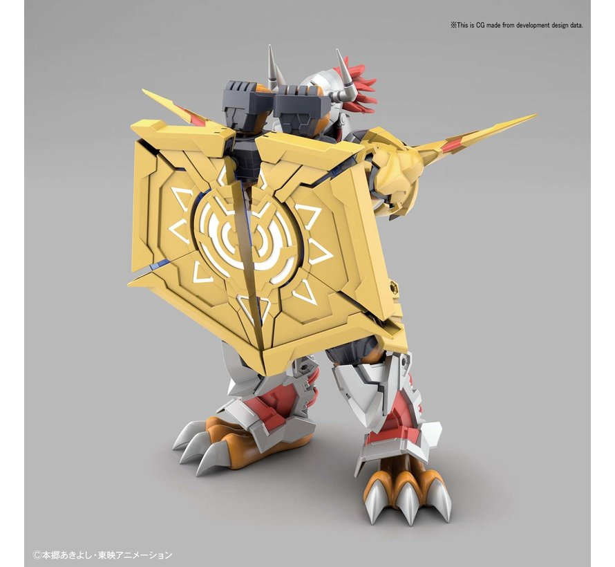 "5057815 Wargreymon (Amplified)  ""Digimon"", Bandai Spirits Figure-rise Standard"