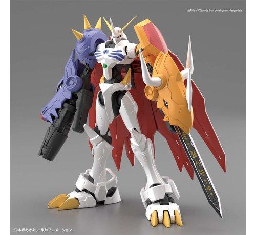 "BANDAI MODEL KITS 5057816 Omegamon (Amplified)  ""Digimon"", Bandai Spirits Figure-rise Standard"
