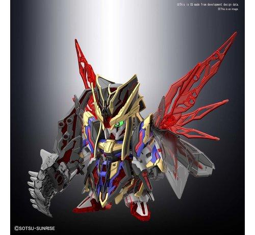 "BANDAI MODEL KITS 5058207 Sima Yi Destiny Gundam  ""SD Sangoku Soketsuden"", Bandai Spirits SD"