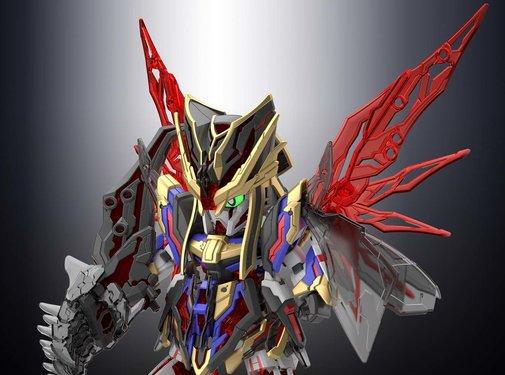 Bandai Sima Yi Destiny Gundam SD