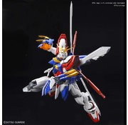"BANDAI MODEL KITS God Gundam  ""G Gundam"", Bandai Hi-Resolution Model"