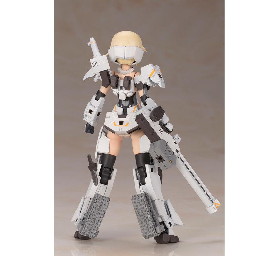 FG032 FRAME ARMS GIRL OURAI-KAI[WHITE] Ver.2 MODEL KIT