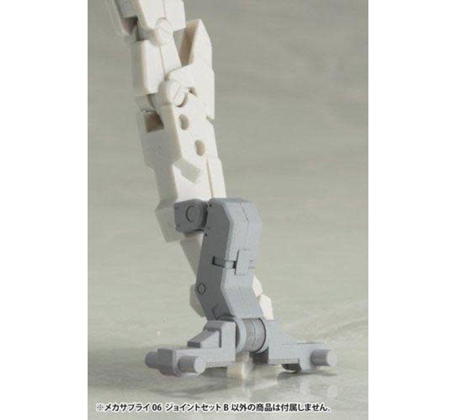 MJ02 MSG Modeling Support Goods MJ06 Mecha-Supply Joint Set B