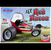 ATLANTIS MODEL (AAN) Lil Red Baron Show Rod 1/32 snap kit