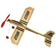 Guillow (GUI) 55 Jetstream ROG Airplane wind up rubber powered