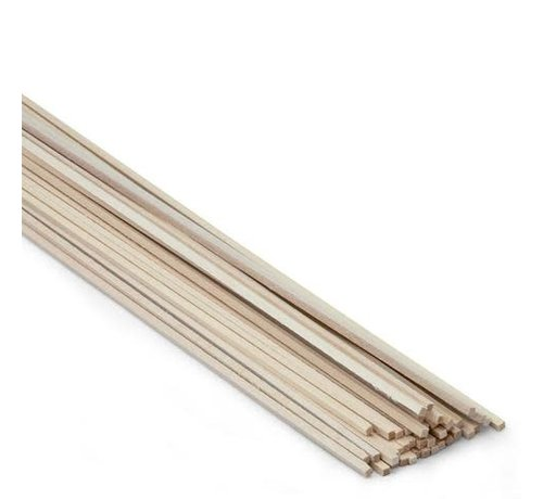 Midwest (MID) 472- 4044 Basswood Strips 1:8x1:8x24 Each *