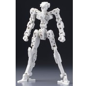 Kotobukiya - KBY FRAME ARMS FRAME ARCHITECT RENEWAL Ver.[Off White] PLASTIC MODEL KIT
