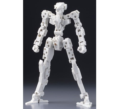 Kotobukiya - KBY FAF08 FRAME ARMS FRAME ARCHITECT RENEWAL Ver.[Off White] PLASTIC MODEL KIT