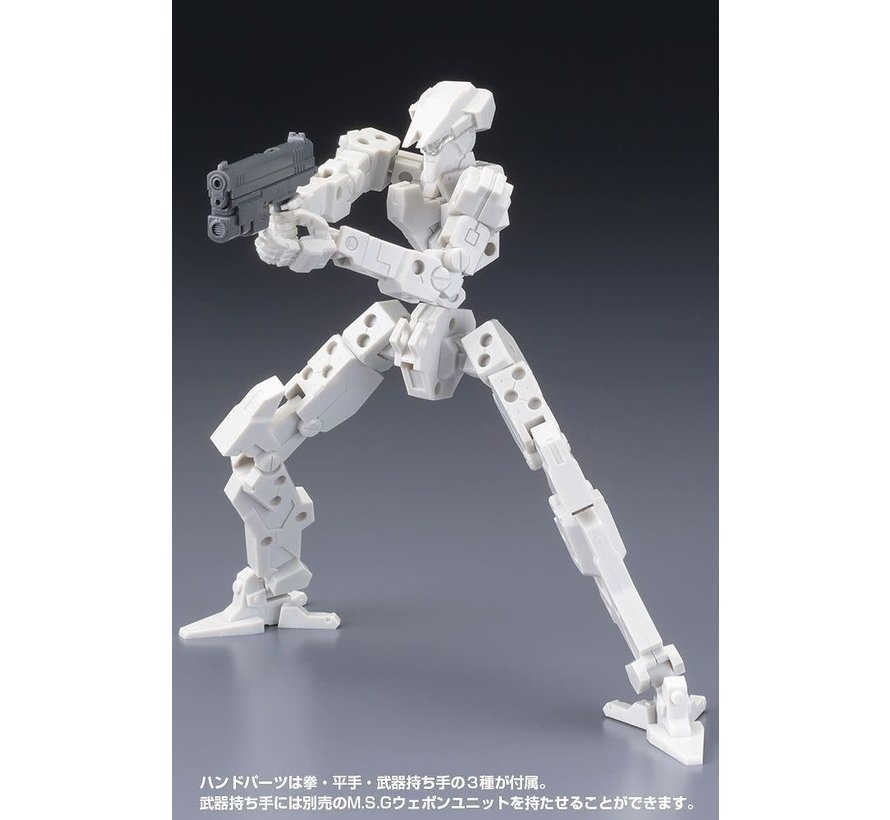 FAF08 FRAME ARMS FRAME ARCHITECT RENEWAL Ver.[Off White] PLASTIC MODEL KIT