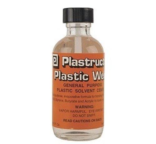 Plastruct (PLS) PLS2 Plastic Weld Plastic Solvent Cement - Each*