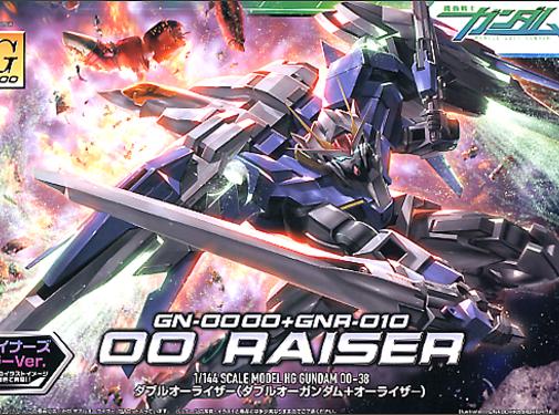 "Bandai 00 Raiser (Designer""s Color Ver.)"