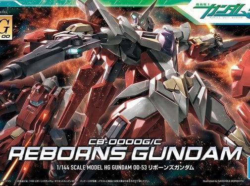 Bandai Reborns Gundam