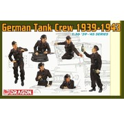 Dragon Models (DML) Panzer IV Crew 1:35