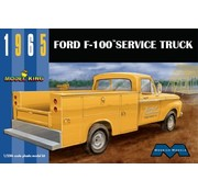 MOE - Moebius Ford F100 Service Truck 1965  (Ltd Prod) 1/25 - Model King