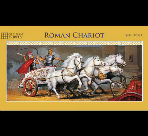 Glencoe 05405 ROMAN CHARIOT 1/48