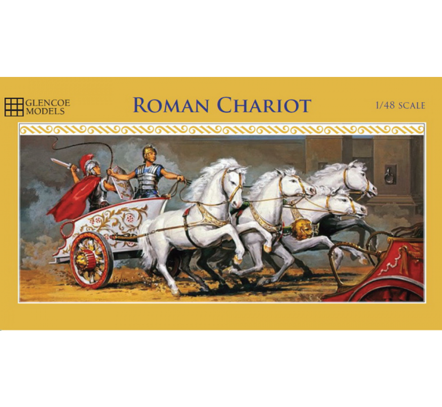 05405 ROMAN CHARIOT 1/48