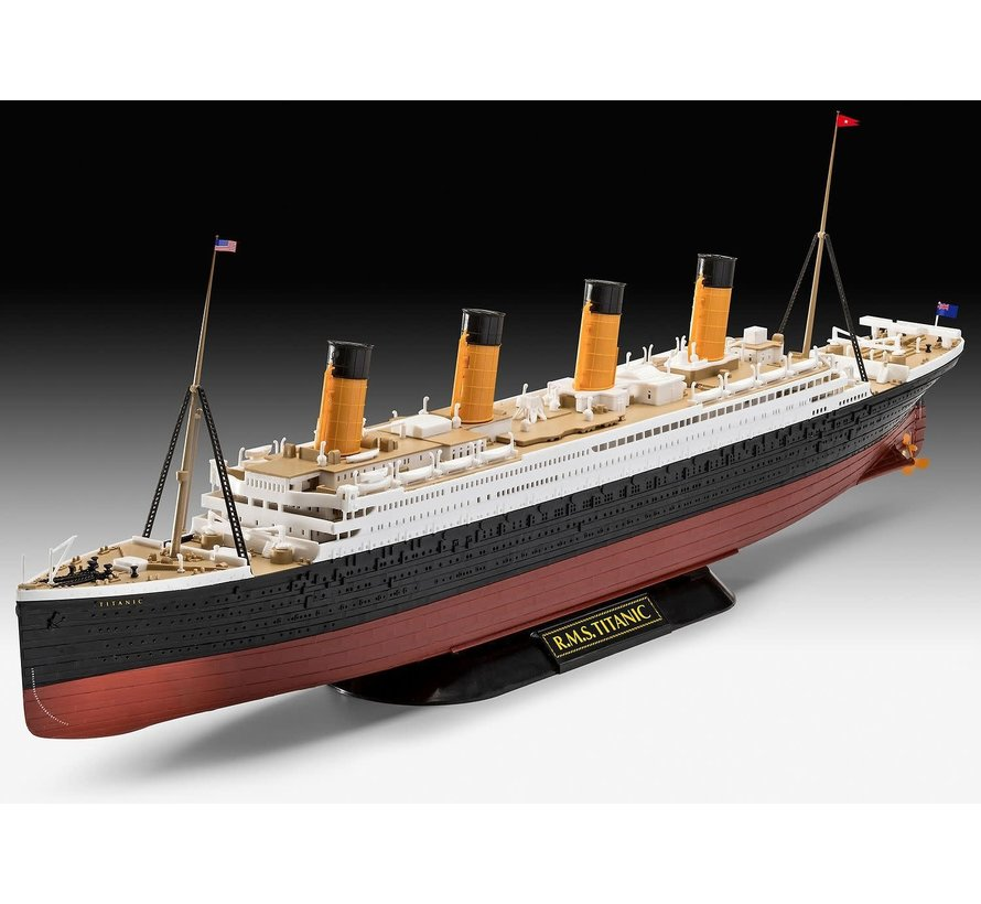 05498 RMS TITANIC 1:600