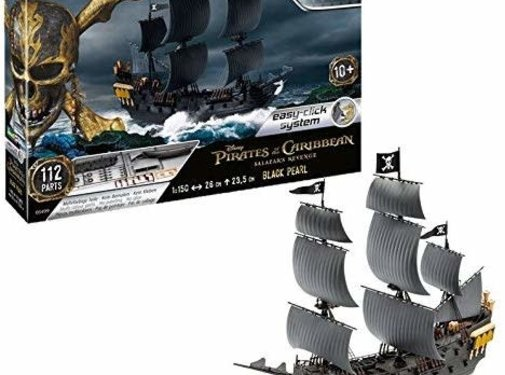 Revell Germany (RVL) BLACK PEARL 1:150