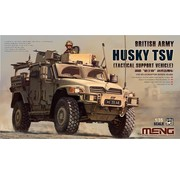 MGK-MENG MODEL KITS 1:35 Meng British Army Husky TSW