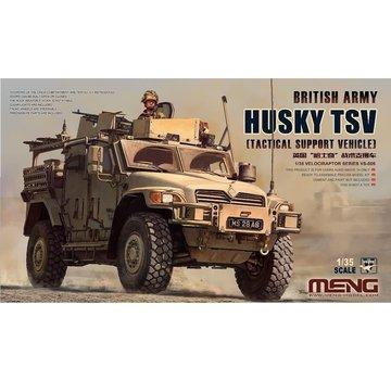 MENG MODEL (MGK) 1:35 Meng British Army Husky TSW