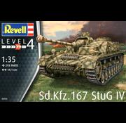 Revell Germany (RVL) Sd.Kfz 167 StuG IV Tank 1/35