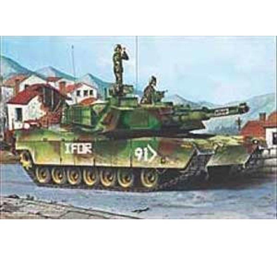 1/35 M1A1/A2 Abrams Tank, 5N1
