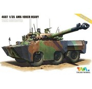 TMK - TIGER MODEL LTD 1/35 French AMX-10RCR Separ Heavy Tank Destroyer (New Tool)