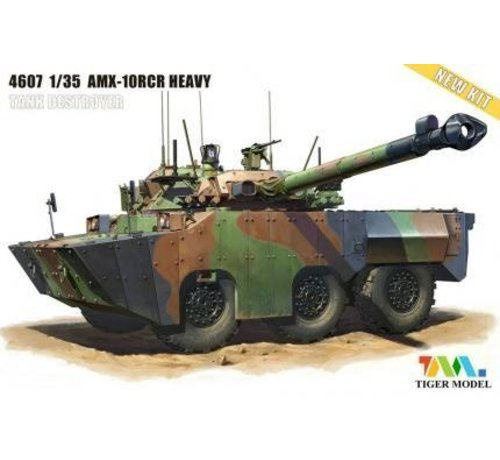 TMK - TIGER MODEL LTD 35 4607 1/35 French AMX-10RCR Separ Heavy Tank Destroyer