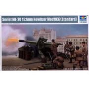 Trumpeter Models (TSM) 1/35 Soviet ML-20 M1937 152mm Howitzer Mod 1937