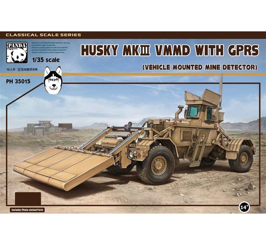 1/35 Husky Mk.III VMMD w/GPR - PHM35015