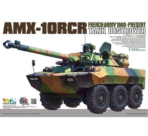 TMK - TIGER MODEL LTD 35 4602 1/35 French AMX-10RCR Tank Destroyer (New Tool)
