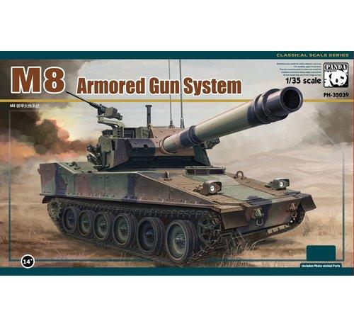 PANDA HOBBY (PHM) 35039 M8 Armored Gun System 1/35