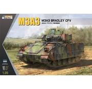 Kinetic Models (KIN) 61014 M3A3 Bradley CFV 1/35